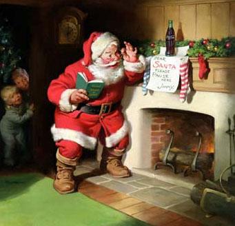 Confusion about Santa Claus