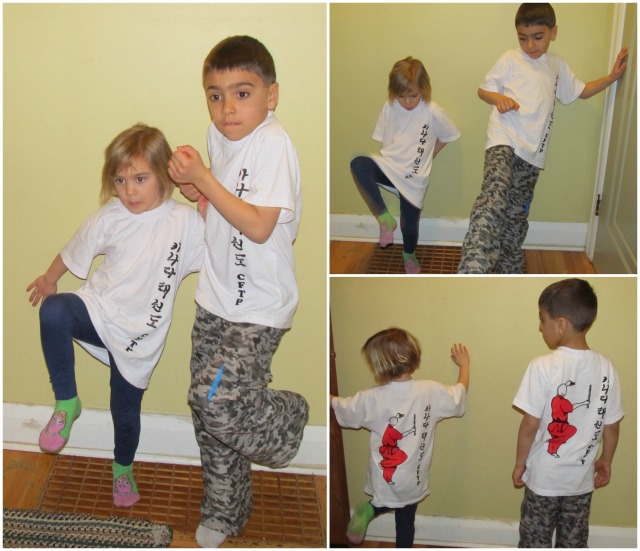 Taekwondokids
