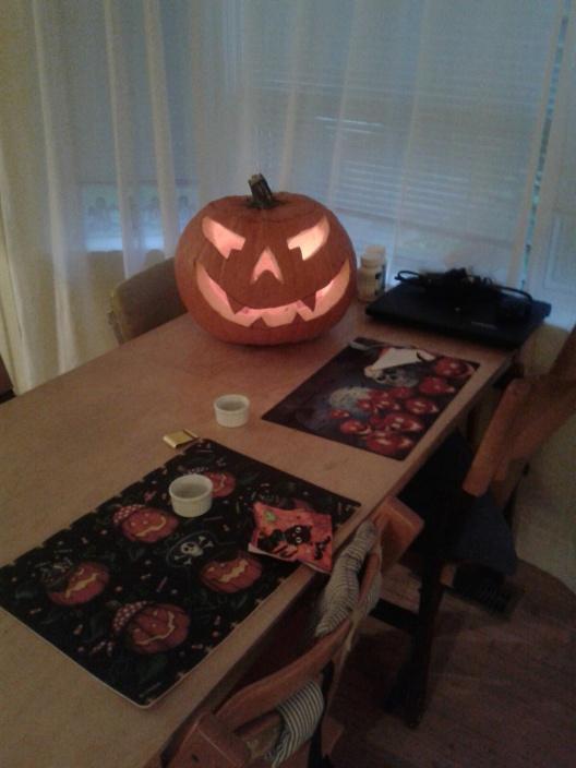 Mr. Pumpkinhead